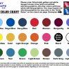 softball-team-colors-chart