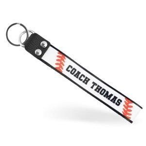 baseball-coach-keychain